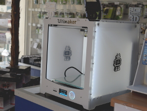 Imprimante 3D chez Eco-technologie