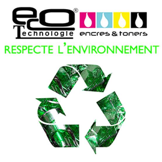 Recharge cartouche, le meilleur geste pour l'environnement